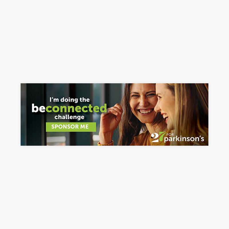 Be Connected - Email Footer