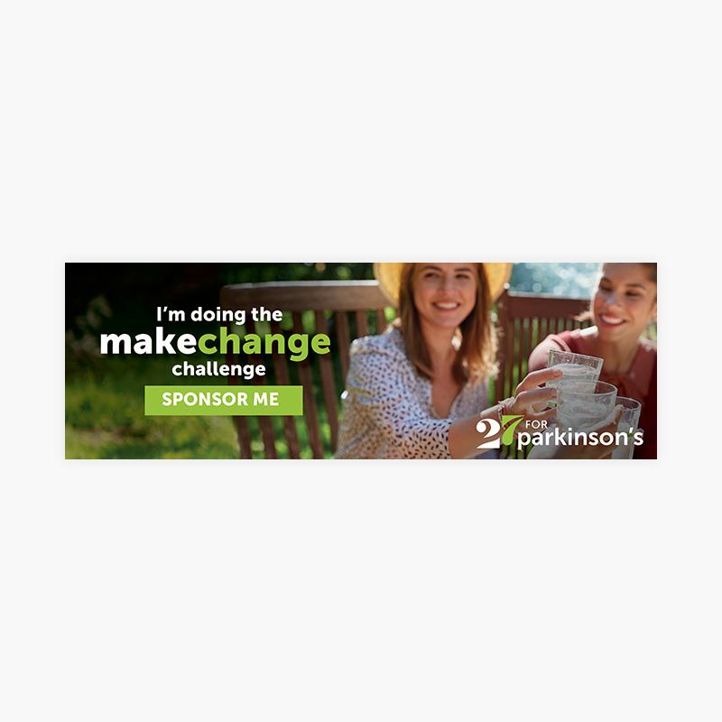 Make Change - Email Footer